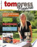 Tom Press Magazine juin juillet 2016