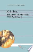 Crimina book