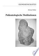 Paläontologische Meditationen