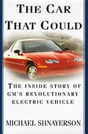 The Car that Could Mass Producer Of An Electric Car Discussing The