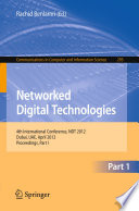 Networked Digital Technologies