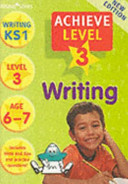Ebook Achieve Level 3 Writing Epub Richard Cooper,Shirley Armer Apps Read Mobile
