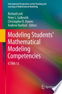 Modeling Students  Mathematical Modeling Competencies