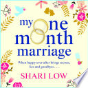 My One Month Marriage Book PDF