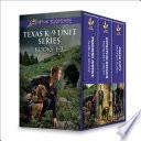Texas K 9 Unit Series Books 1 3
