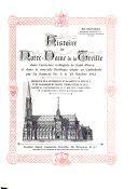 Histoire De Notre Dame De La Treille Dans L Ancienne Coll Giale De Saint Pierre Et Dans La Nouvelle Basilique Rig E En Cath Drale Par Sa Saintet Pie X Le 25 Octobre 1913