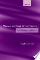 Musical Works and Performances