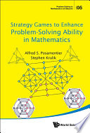 Strategy Games to Enhance Problem Solving Ability in Mathematics