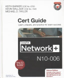 Comptia Network  N10 006 Pearson Ucertify Course and Labs and Textbook Bundle