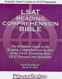LSAT Reading Comprehension Bible