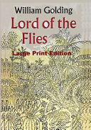 Lord of the Flies   Large Print Edition