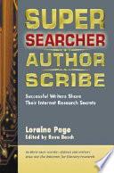Super Searcher  Author  Scribe