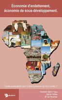 Économie d'endettement, économie de sous-développement