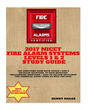 Nicet Fire Alarm Systems Levels 1 And 2 Study Guide