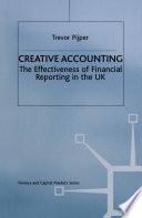 Creative Accounting