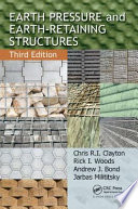 Earth Pressure And Earth Retaining Structures Third Edition book
