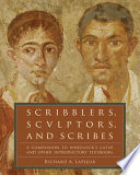 Scribblers  Sculptors  and Scribes
