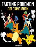 Farting Pokemon Coloring Book