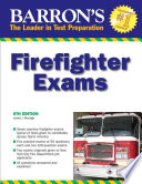 Barron s Firefighter Exams