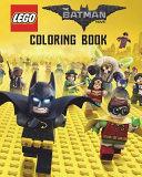 The Lego Batman Movie Coloring Book