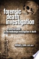 Forensic Death Investigation