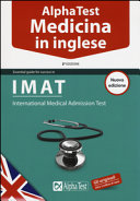 Alpha Test  Medicina in Inglese