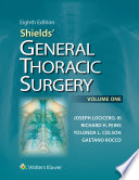 Shields General Thoracic Surgery
