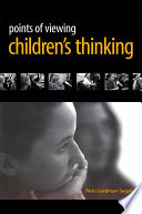 Points of Viewing Children s Thinking
