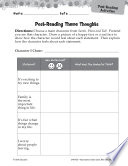 download ebook sarah, plain and tall post-reading activities pdf epub
