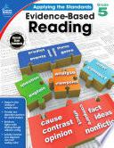 Evidence Based Reading  Grade 5
