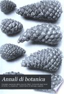 Annali di botanica
