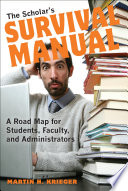 The Scholar s Survival Manual