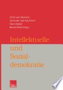 Intellektuelle und Sozialdemokratie