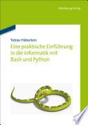 Eine Praktische Einf Hrung In Die Informatik Mit Bash Und Python