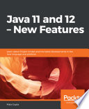 Java 11 And 12 New Features
