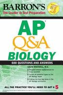 Ap Q A Biology