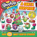 Shopkins A Santa Surprise! They Transform The Shopville Ice Cream Shop