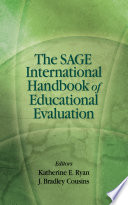 The SAGE International Handbook of Educational Evaluation