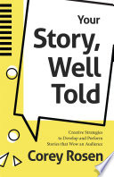 Your Story  Well Told Book PDF