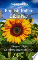 English Italian Bible No7