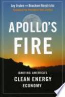 Apollo S Fire : a reduction in greenhouse gases will increase economic...