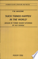 'Such Things Happen in the World'