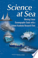 Science At Sea book