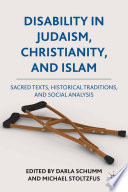 Disability in Judaism  Christianity  and Islam