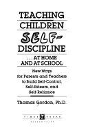 Comment apprendre l'autodiscipline aux enfants