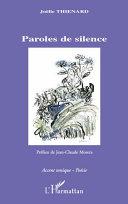 illustration Paroles de silence