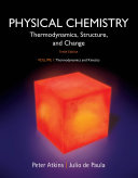 Physical Chemistry  Volume 1