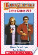 Karen S In Love Baby Sitters Little Sister 15