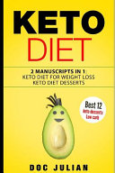 Keto Diet 2 Manuscripts In 1