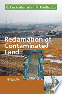 Reclamation of Contaminated Land